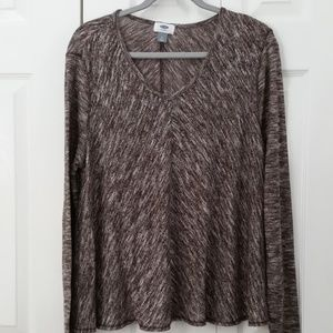 """Old Navy tunic sweater in """"Wined Down"""""""